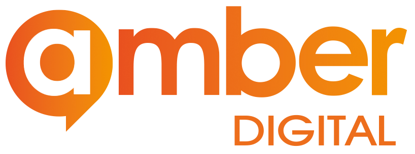 Amber Digital Logo - marketing agency